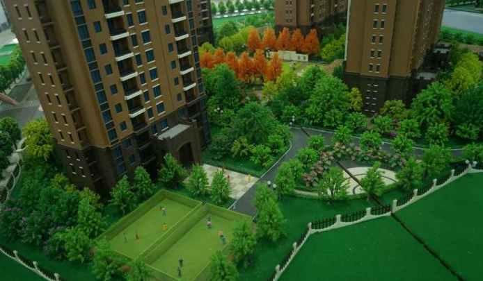 广州工业沙盘模型