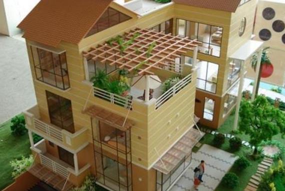 广州建筑模型